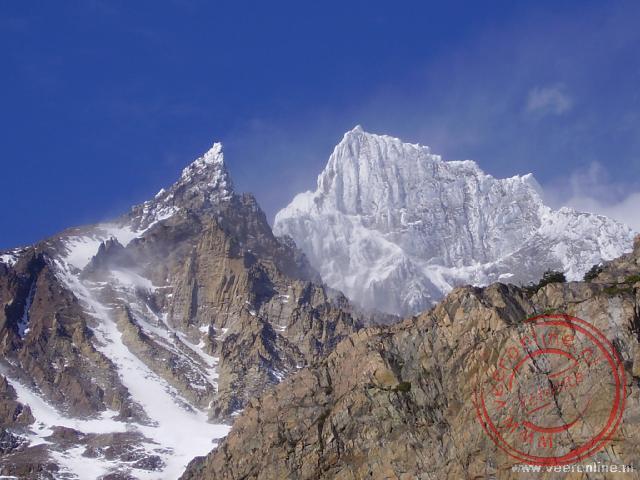De Cerro Paine Grande is met ruim 2.700 meter een van de hogere bergen in parque Torres del Paine