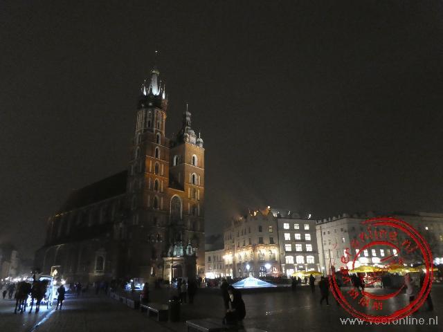 De Mariakerk op de Rynek