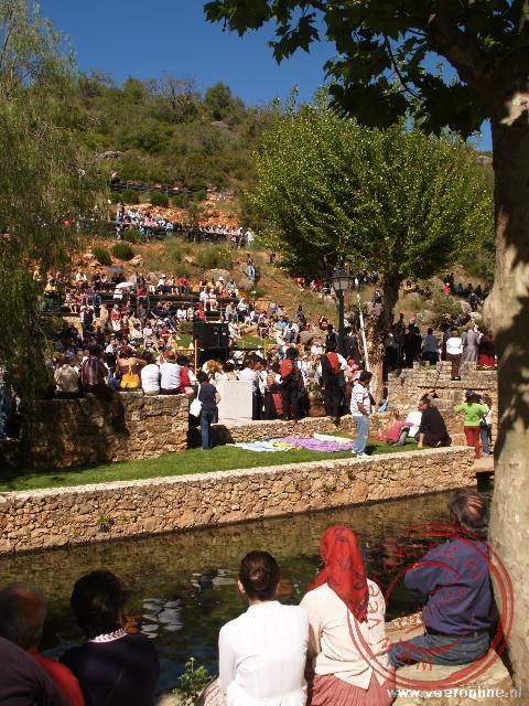 Het festival in Alte trekt veel bezoekers