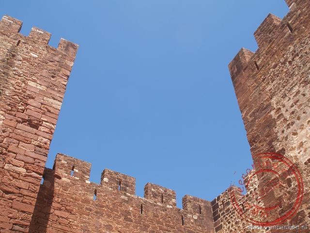 Het kasteel van Silves
