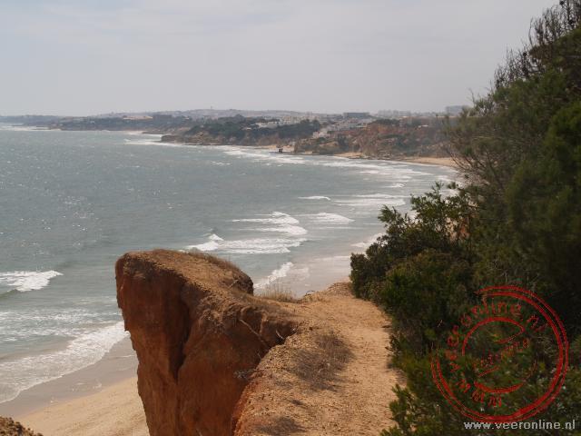 Het strand Olhos d' Aqua