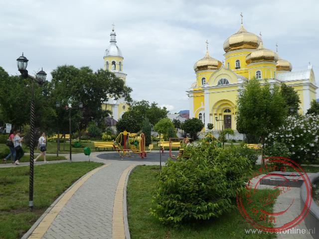 Comrat de hoofdstad van Gagaoezië