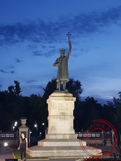 Stefanus III wist in de 15de eeuw de Ottomanen uit Moldavië te houden