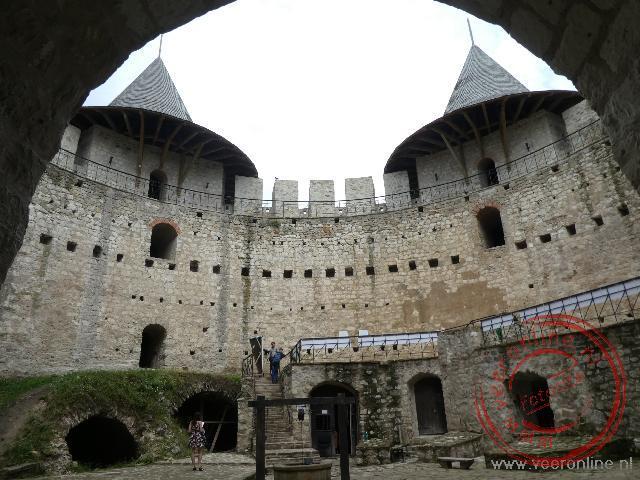 Het kasteel in Soroca dateert uit de Middeleeuwen