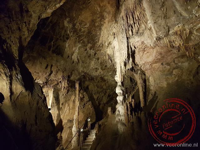 De grotten van Istvan in Lillafured