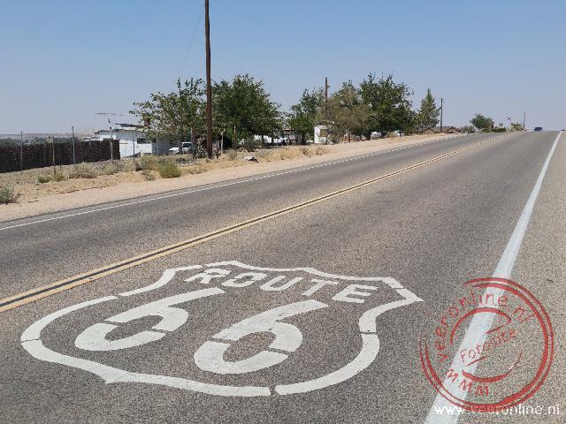 De historische Route66