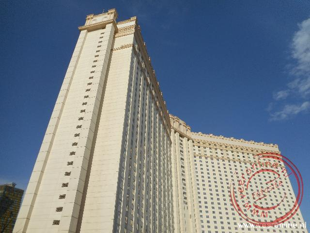 Het Monte Carlo hotel in Las Vegas