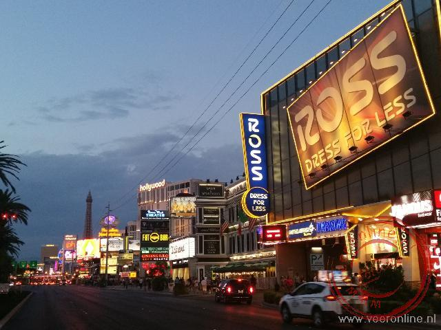 Coast to coast USA - Niets is te gek op de strip van Las Vegas