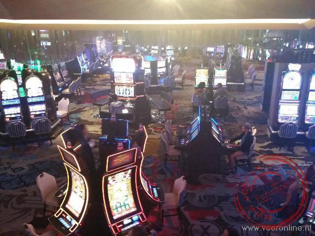 Overal kun je een gokje wagen in Las Vegas