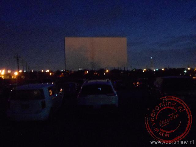 De Tascosa Drive In cinema in Amarillo