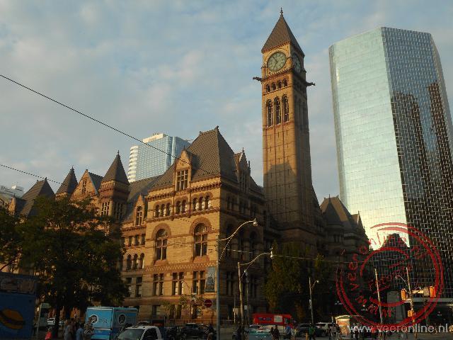 Het oude stadhuis van Toronto