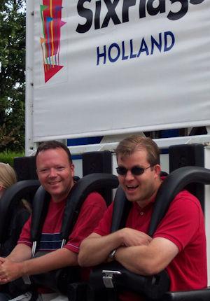 Weekendje Elburg / Sixflags -
