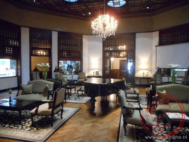 Het luxe Grand Hotel