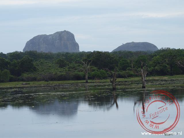 De prachtig omgeving van het nationale park