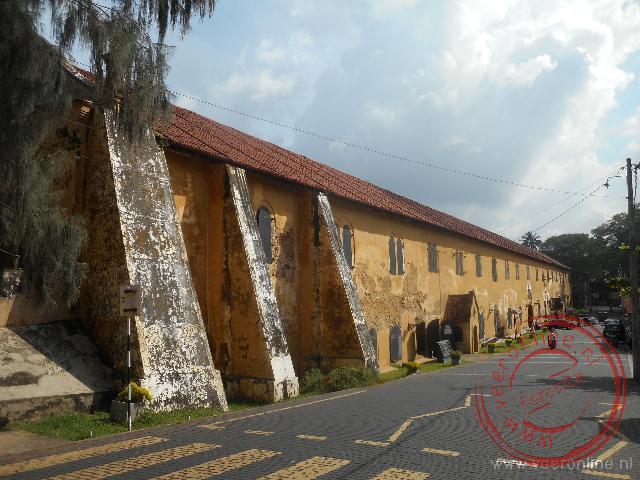 Het Nationale Maritieme museum van Galle
