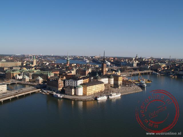 De bekende foto van Stockholm