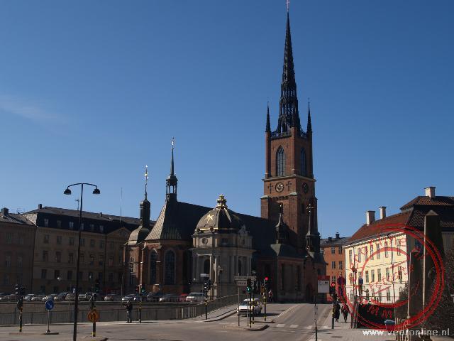 De Riddarholms Kyrkan