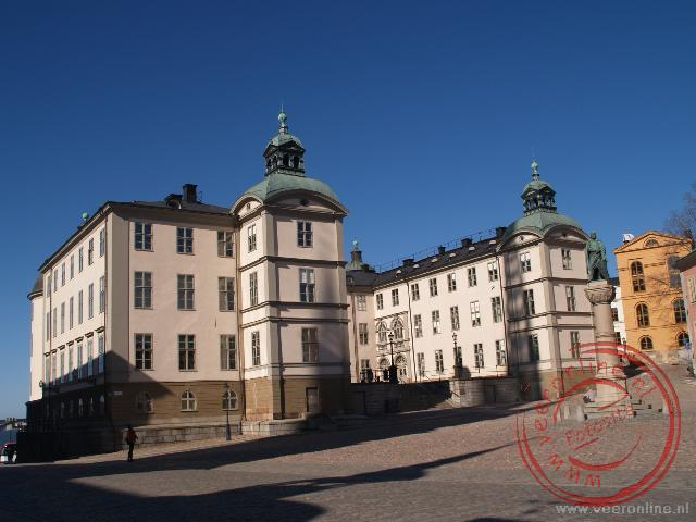 Wrangelska Palatset Stockholm
