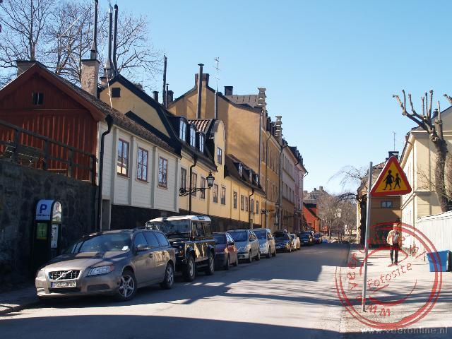 De straat Fjallgaten