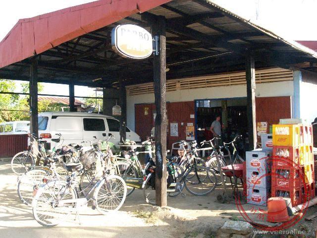 Het plaatsje Alkmaar in Suriname telt maar een paar huizen