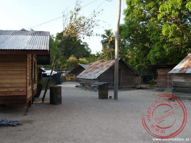 Het dorpje Drietabbetje