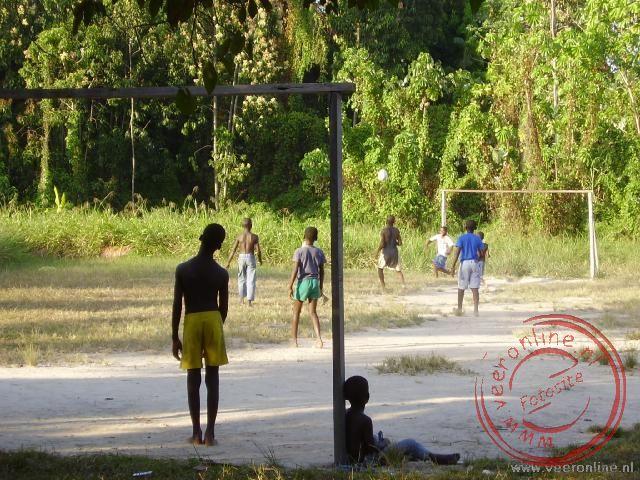 De voetbalclub van Drietabbetje