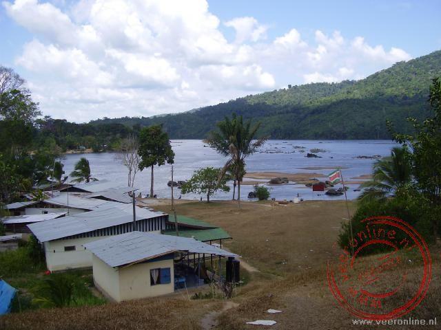 De baai van Gakaba