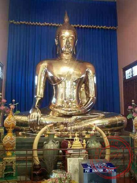 De gouden Boeddha