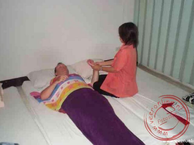 De thaise massage