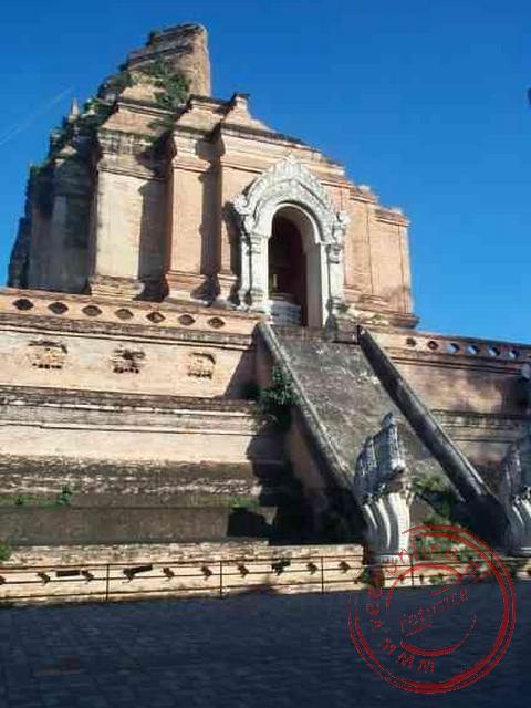 De Wat Chedi Luang