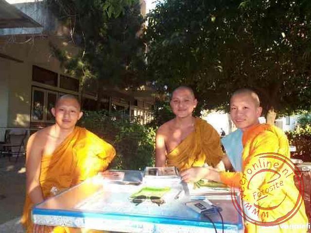 De monniken