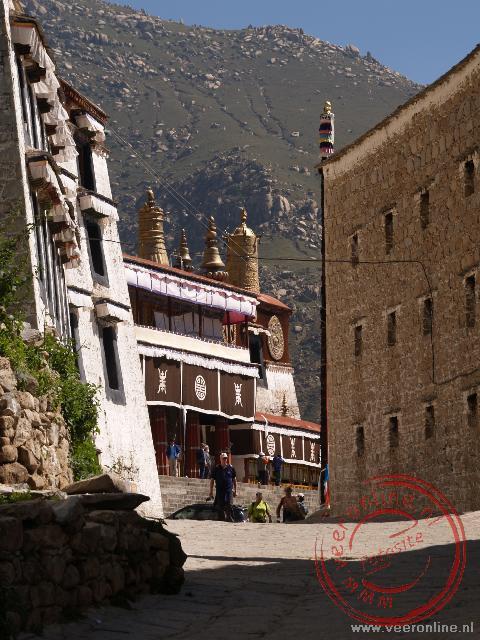 Het Drepung klooster