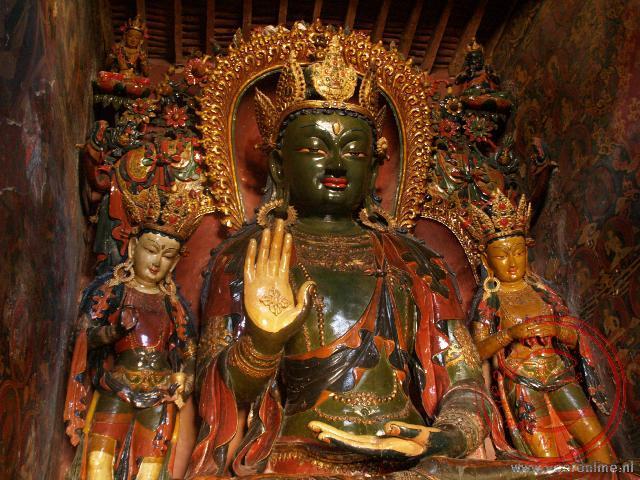 Afbeelding van de groene Tara