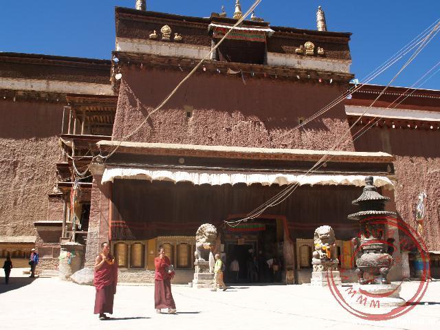 Het Sagya klooster