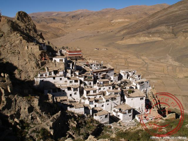 Het klooster van Shegar