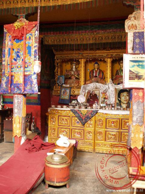 Het hoogst gelegen klooster van Tibet