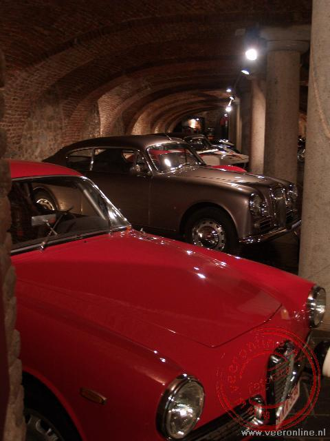 Weekend Vielsalm - Oude auto's in het automuseum