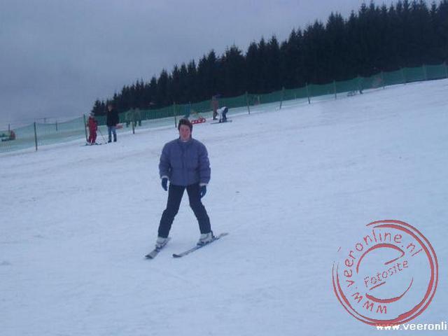 Astrid op de Ski s