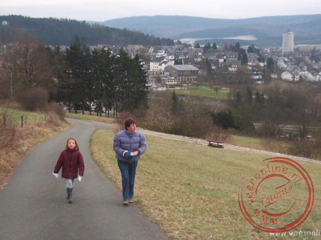 Een wandeling in Schmallenberg