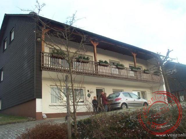 Het huisje in Westernbödefeld