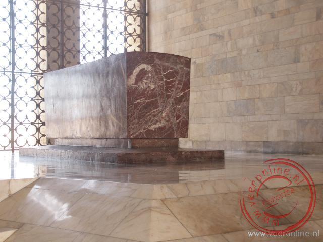 De tombe van de grote Turkse leider Atatürk