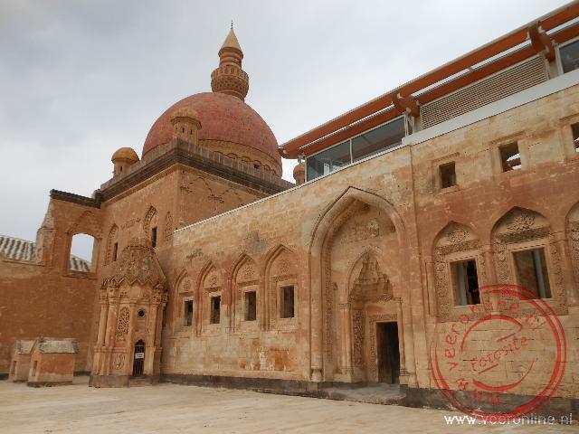 Het Ishak Pasha Paleis in Dogubayazit