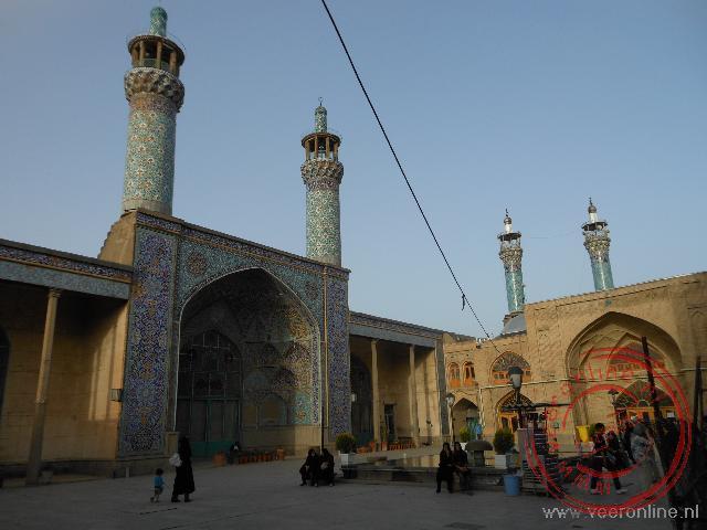 De grote vrijdagmoskee van Hamadan