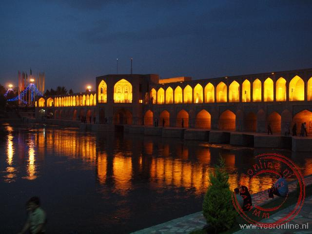 Khaju bridge Esfahan