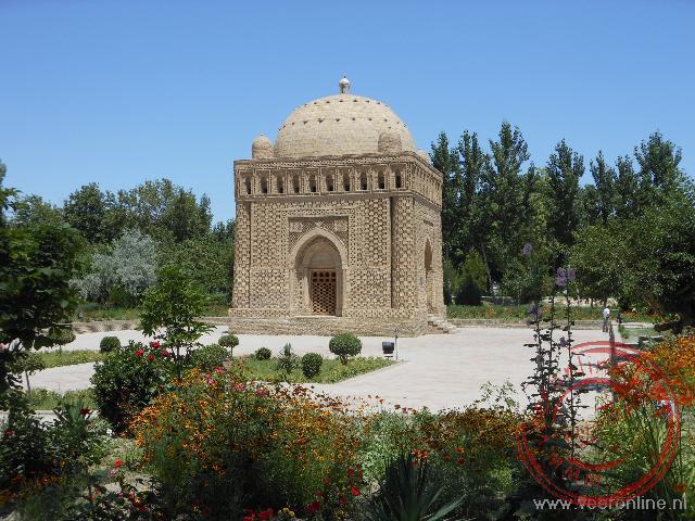 Het Samanid mausoleum dateert uit de 11de eeuw