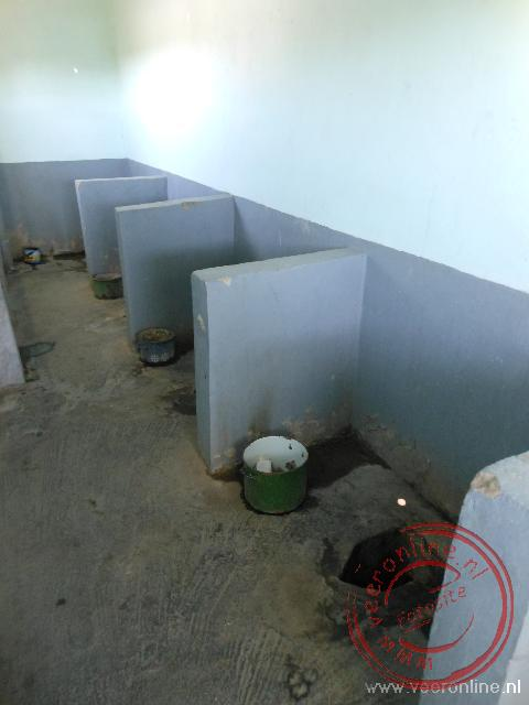 De toiletten van Kazachstan