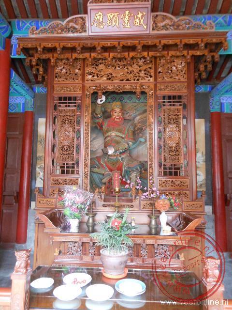 Een taoïstische tempel
