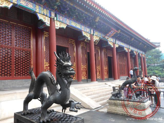 Het zomerpaleis in Beijing