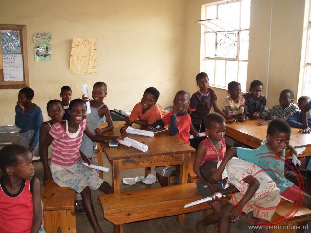 Schoolklas Shewula