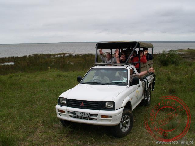 Safari in het St Lucia Wetland Park